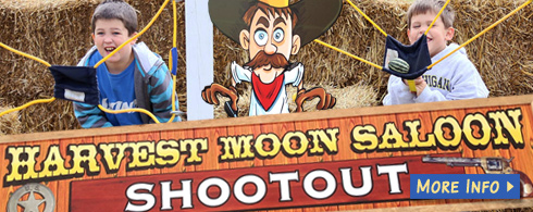 Harvest Moon Saloon Shootout